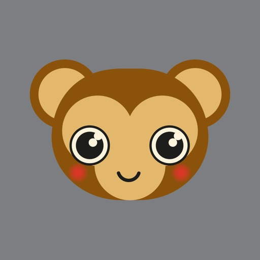 monkeymoji face 01