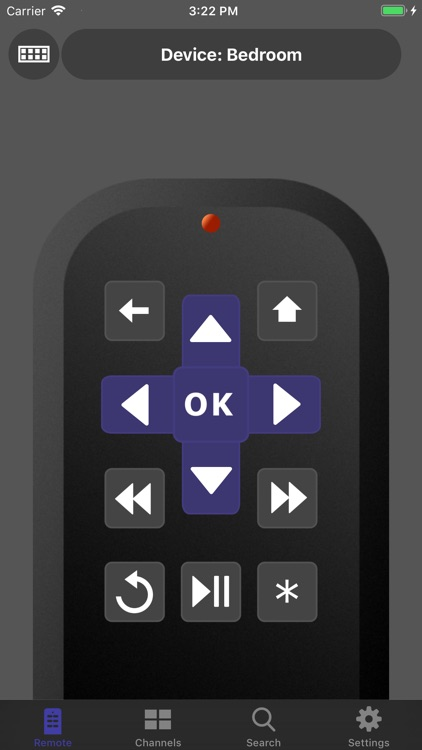 Widget Remote for Roku screenshot-4