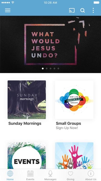 New Life Church - Solano
