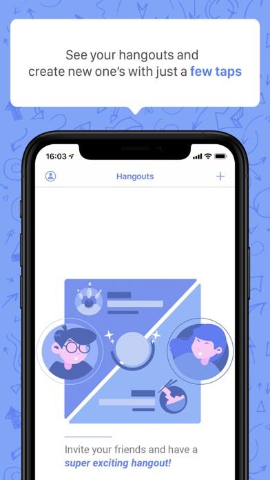 PlanGO Hangouts screenshot #3