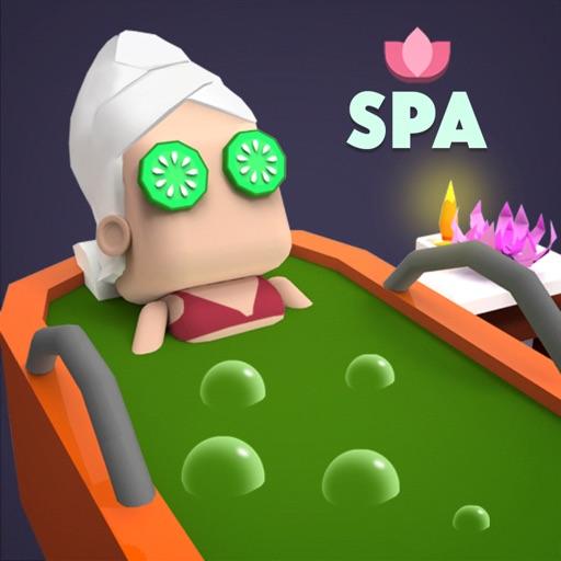 Spa Idle 3D