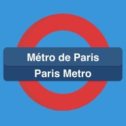 Paris Metro - Route Planner