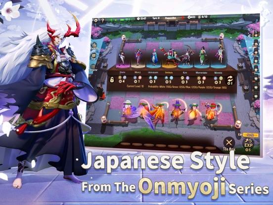 Onmyoji Chess screenshot 7