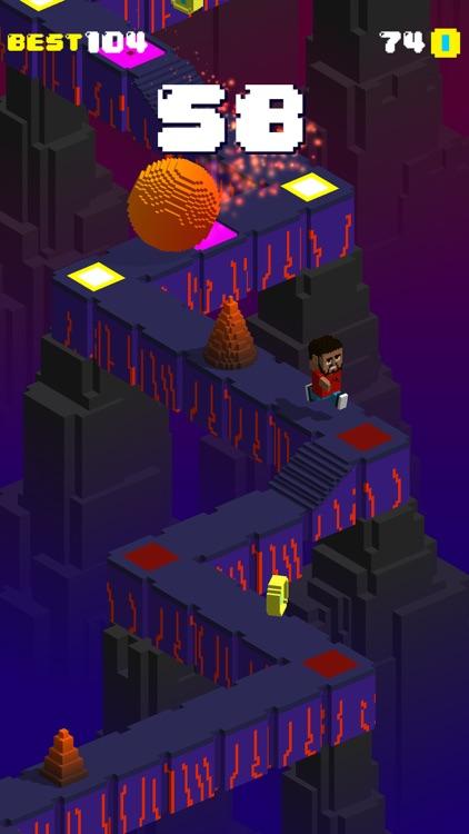 Blocky Gang Run Of The Tomb screenshot-4