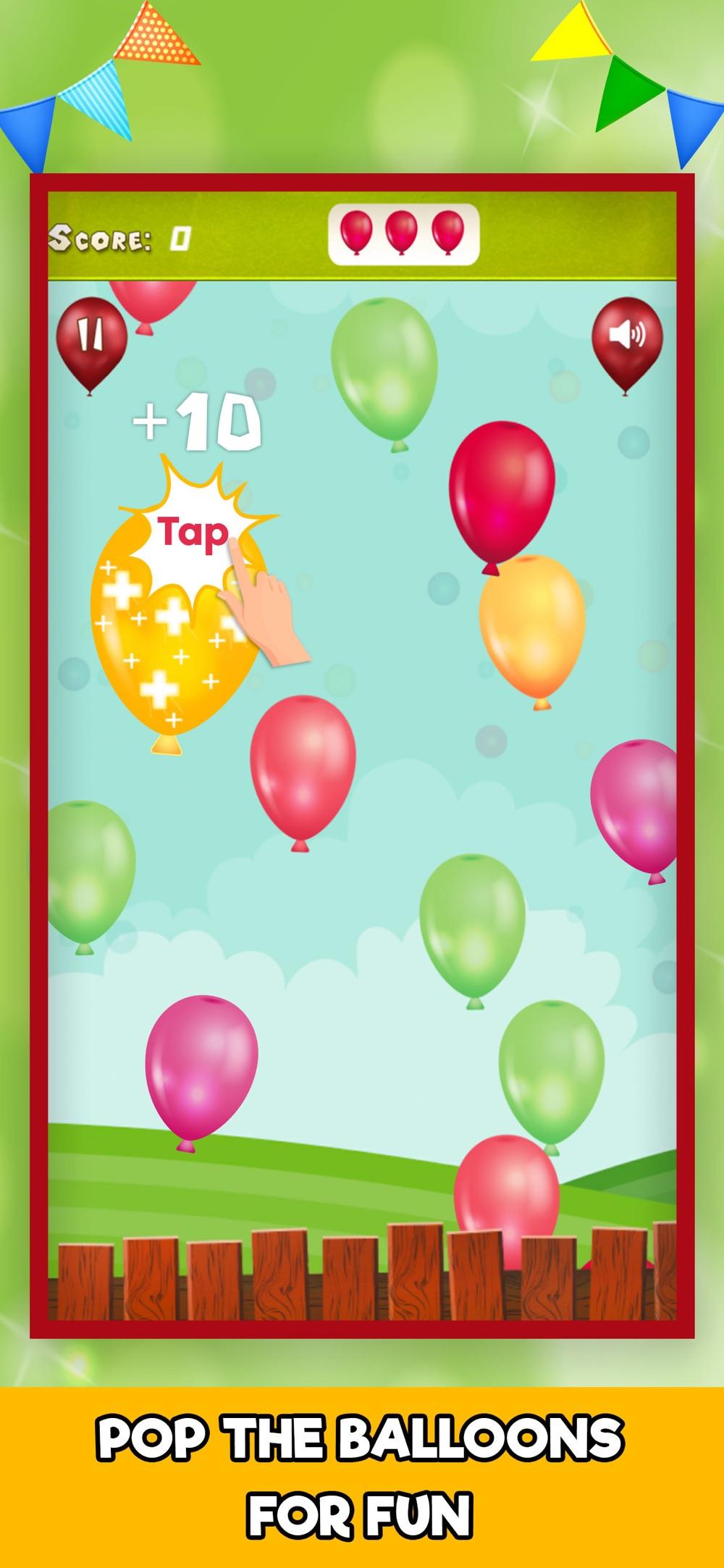 Balloon Pop – Ballon Games Cheat Codes