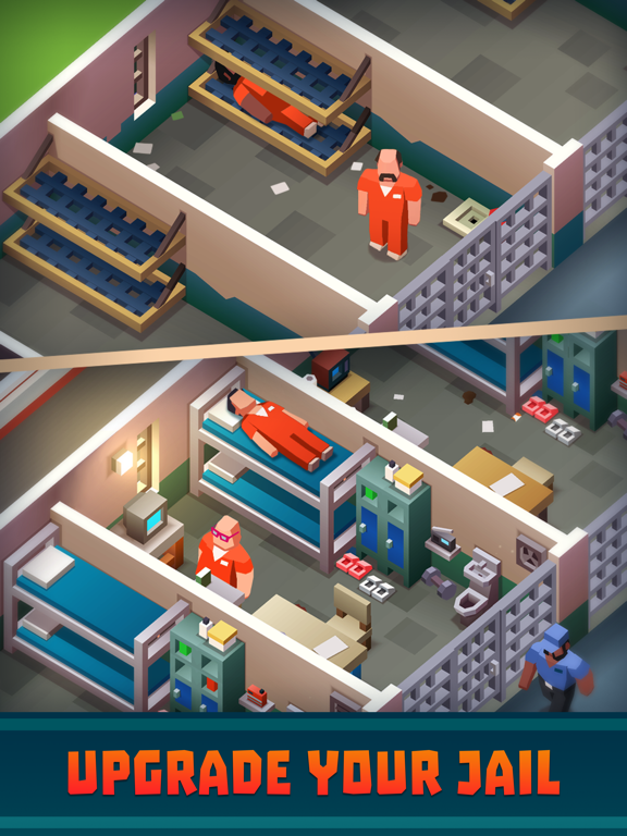 Prison Empire Tycoon-Idle Game screenshot 10