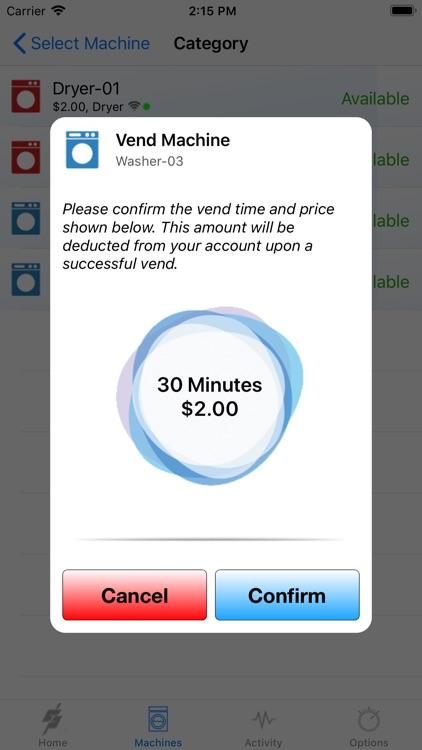 CyclePay - Laundry App screenshot-6