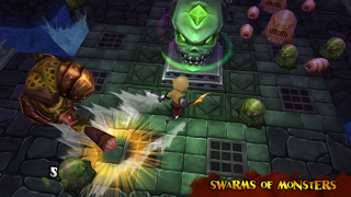 Screenshot Pocket RPG