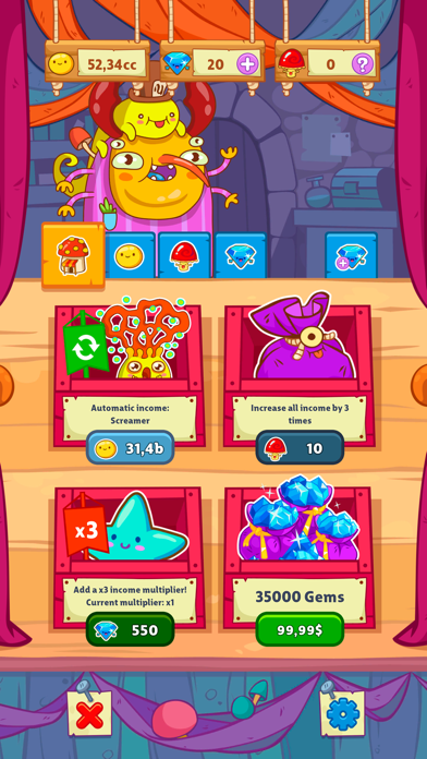 Mushroom Party screenshot 2
