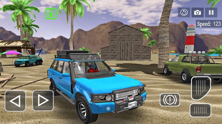 6x6 Offroad Truck Driving Sim screenshot-5