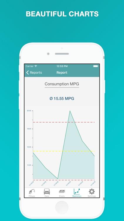 Fuel Cost Calculator & Tacker screenshot-0