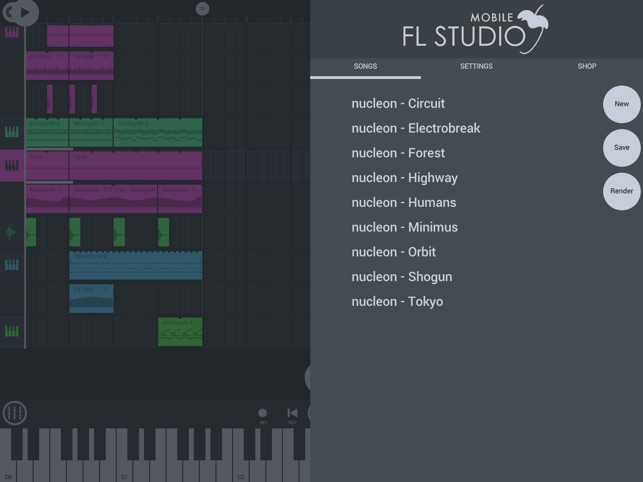‎FL Studio Mobile