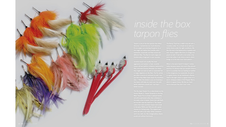 Tail Fly Fishing Magazine screenshot-4