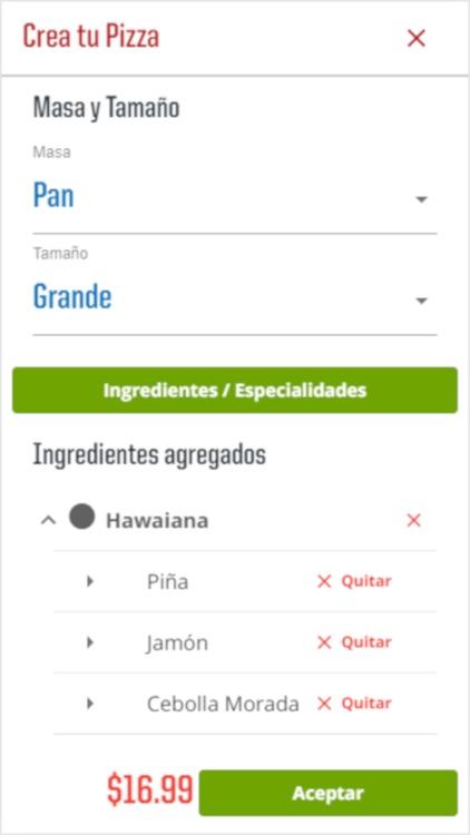 Pizza Hut El Salvador screenshot-3