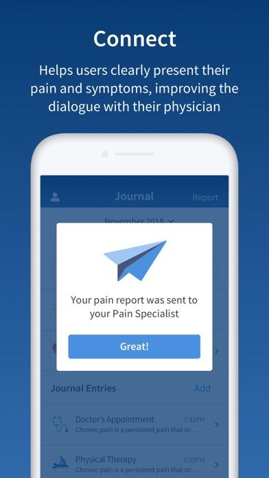 PainScale - Pain Tracker DiaryScreenshot of 3