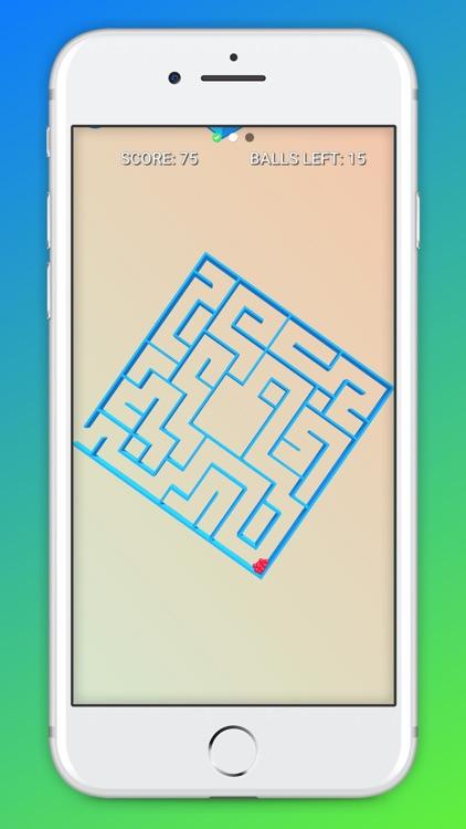 Ball Maze Rotate 3D screenshot-3