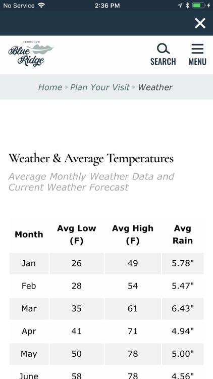 Visit Blue Ridge GA! screenshot-9