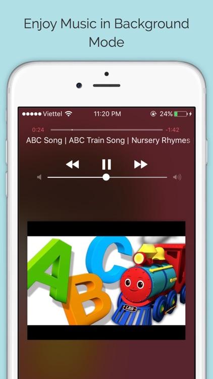 Kids Tube - Music For Kids screenshot-4