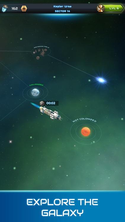 Galactic Colonies