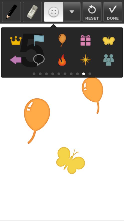 MemoCal mini App 截图
