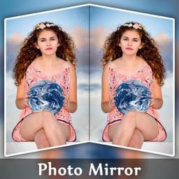 Mirror Effect Photo - Maker