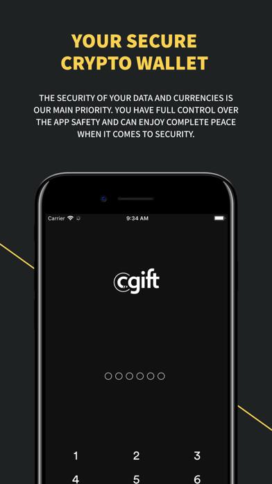 CGift Wallet