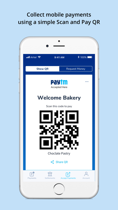 Download Business with Paytm for Pc