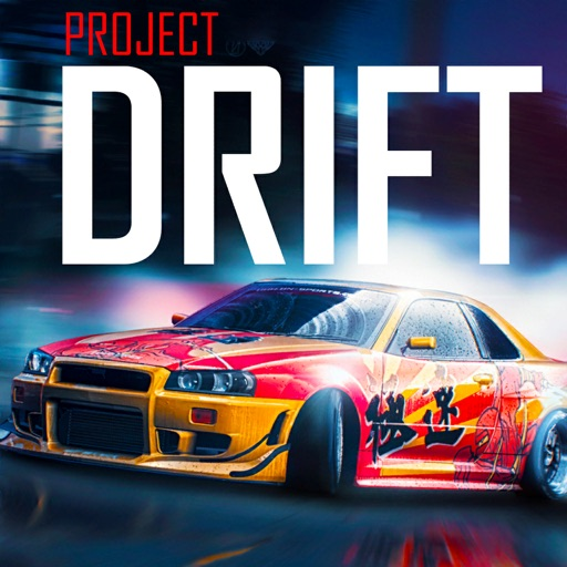 Project Drift Car Racing icon