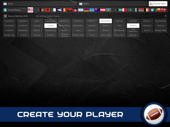 Football Superstar: US Edition screenshot 12