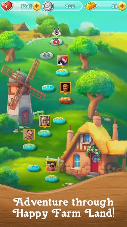 Farm Heroes Super Saga screenshot-3