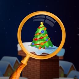 Cozy Christmas Hidden Object