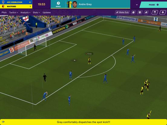 Football Manager 2020 Touchのおすすめ画像7