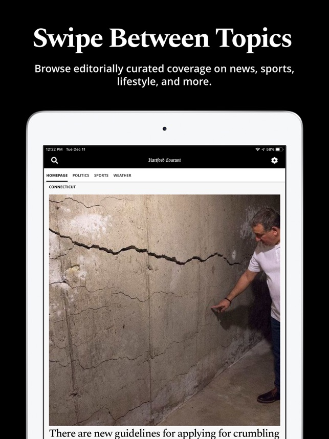 Hartford Courant on the App Store