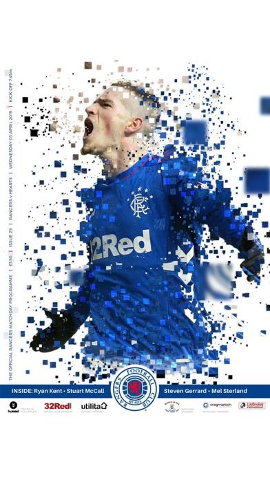 Rangers FC Digital Programme screenshot 3