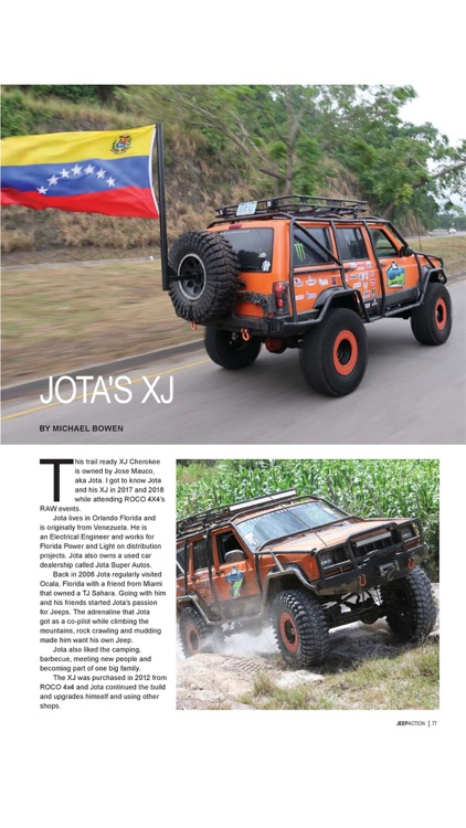 Jeep Action screenshot-4