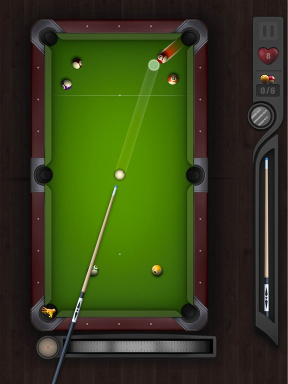 Billipool-Ball Shooting для iPad