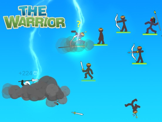 The Warrior™ screenshot 2