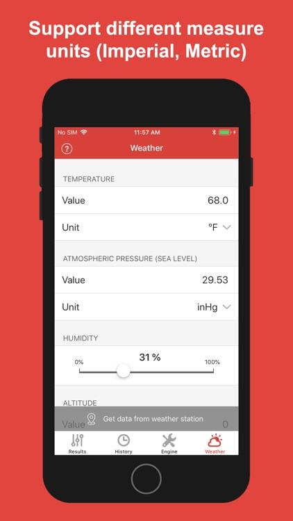 Jetting for Beta 2T Moto screenshot-7