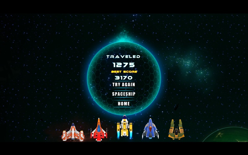Galaxy Attack screenshot 4