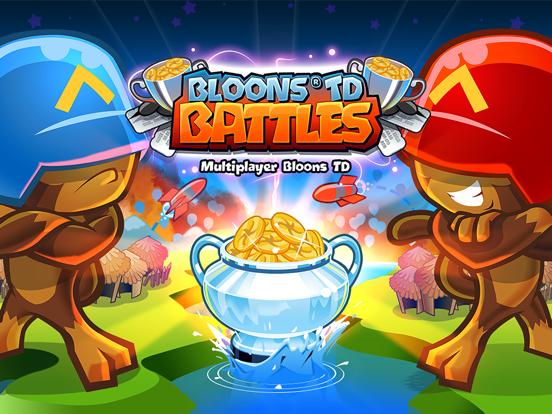 Bloons TD Battles iPad app afbeelding 1