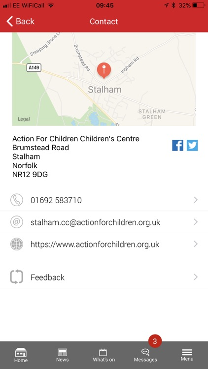 Action for Children Services screenshot-3