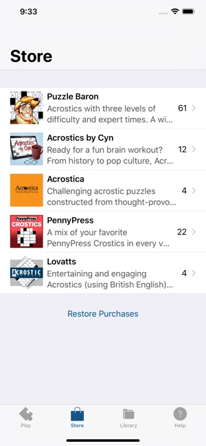 Acrostic Word Puzzles On The App Store - Crossword-puzzle-maps-in-us-history-answers