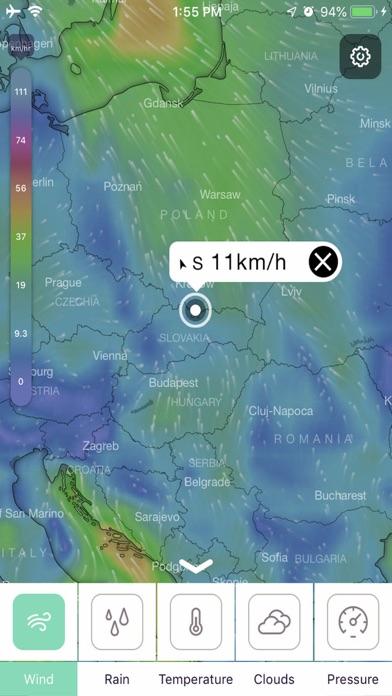 Weather - Smart Radar screenshot one