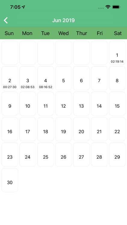 Time and Attendance screenshot-3
