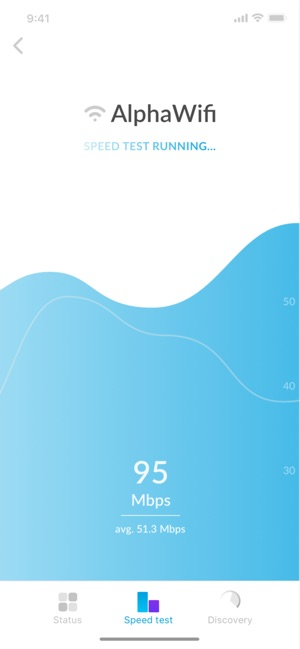 Ubiquiti WiFiman on the App Store