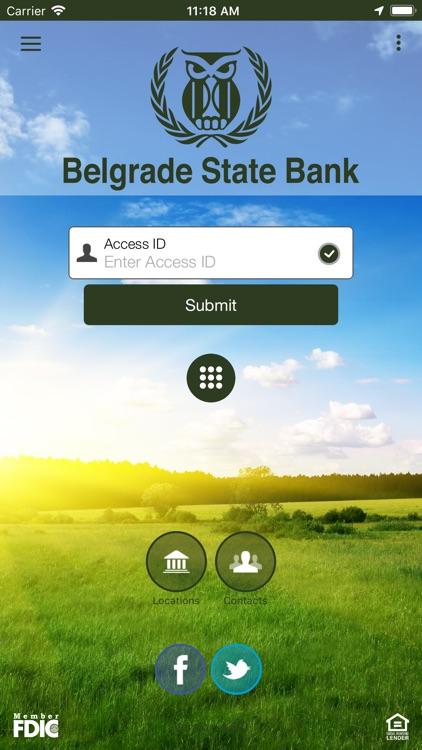 Belgrade State Bank Mobile