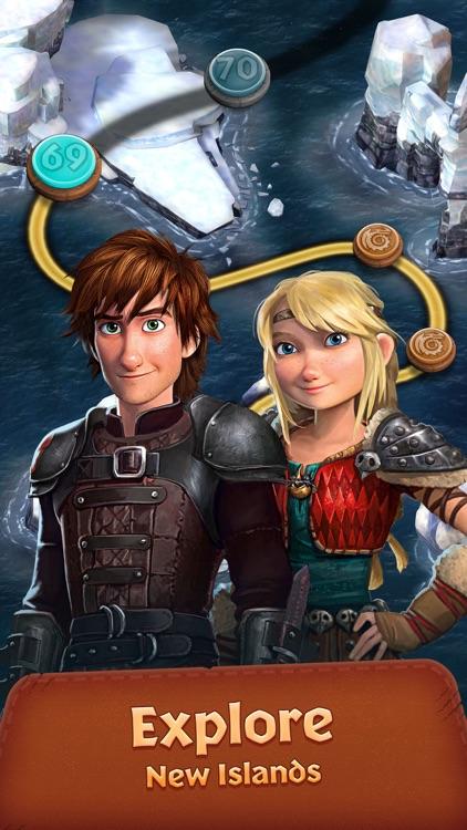 Dragons: Titan Uprising screenshot-5