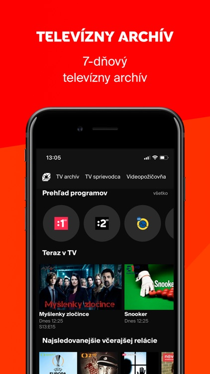 Skylink Live TV SK screenshot-3