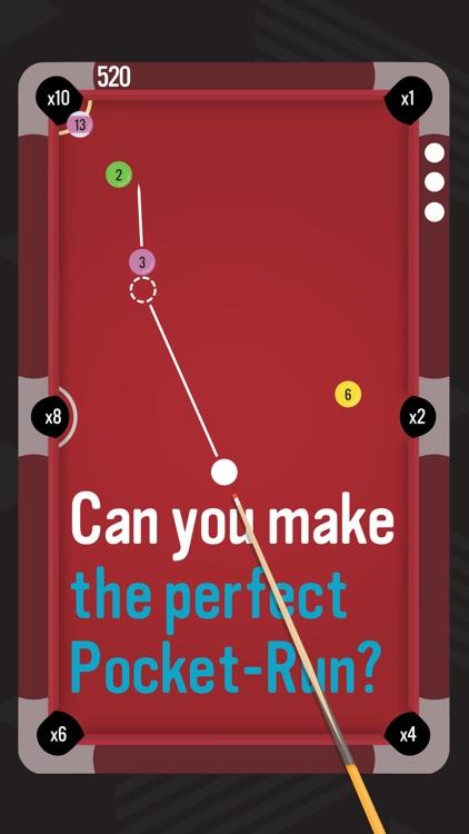 Pocket Run Pool screenshot-4
