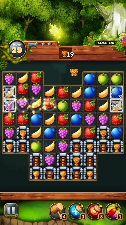 Sweet Fruit POP screenshot-6